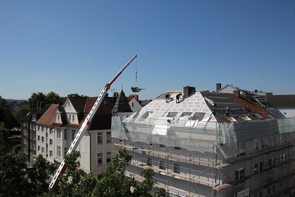 Pojęcie przebudowy w prawie budowlanym