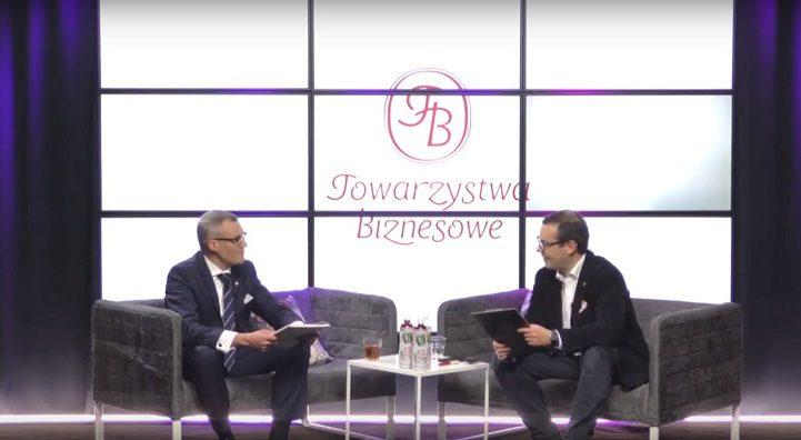 Marcin Szołajski w kolejnym programie #GnyszkaLive